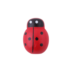 Decoplakker Ladybird 25mm