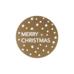 etiket-merry-christmas-sterretjes-goud-0114565.png