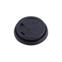 Deksel voor dubbelwandige koffiebeker - zwart