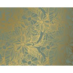 inpakpapier-jayden-green-gold-0117213-50cm