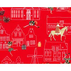 inpakpapier-sint-grachtenhuisje-rood-50cm-105052.png
