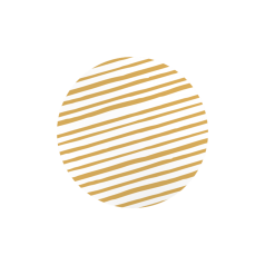 Etiket-rond-45mm-Stripes-Wit-Goud-118113.png