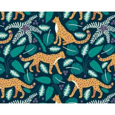 inpakpapier-wildlife-darkgreen-50cm