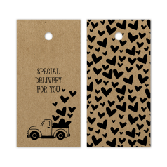 Hangkaartje-Special-delivery-for-you-kraft-zwart-0119045.png