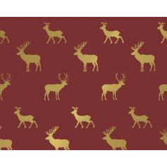 inpakpapier-graceful-deer-burgundy-0117991_we8h-9r.png