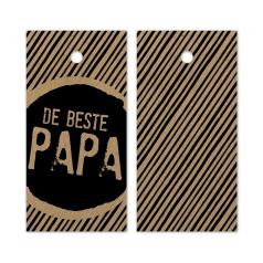 hangkaartje-de-beste-papa-kraft-zwart-0119308.png
