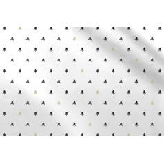 zijdevloei-ca-20grs-50-70cm-wit-met-boompjes-zwart-en-goud-0119495
