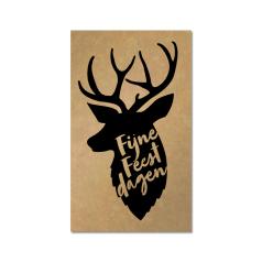 Etiket-Sticker-Rendier-Fijne-Feestdagen-kraft-zwart-0120552.png
