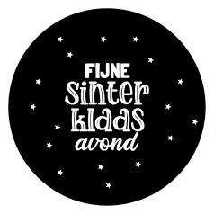 Etiket_Sticker_Ø60mm_Fijne_Sinterklaasavond_zwart_wit_120453.png