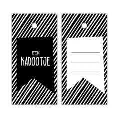 Hangkaartje-Kadootje-Gestreept-wit-zwart-0120131.png
