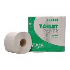 Toiletpapier - 1-laags (naturel)