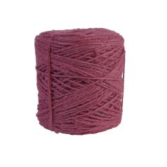 Flax koord - Oud roze