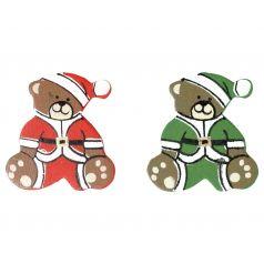 Decoplakkers Kerstmanbeertjes