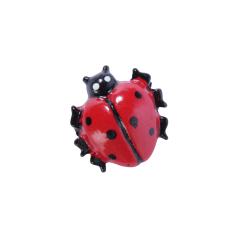 Deco Ladybird met pootjes