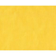 Bloemenpapier kraft - Geel