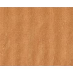 Bloemenpapier kraft - Oranje