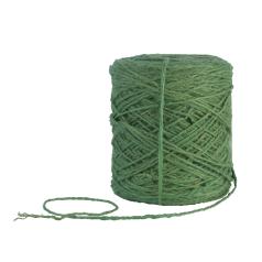 Flax Koord - Mosgroen