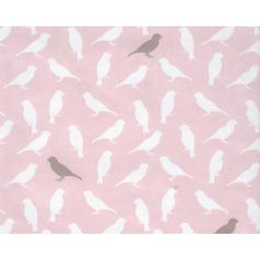 Inpakpapier 'Birdie' Pink