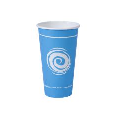 Milkshake beker Delicious Blue