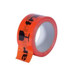 PP Acryl tape Breekbaar/Fragile