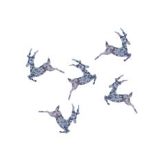 Strooimix hert
