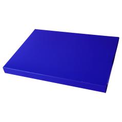 Brievenbusdoos A4 - Donkerblauw