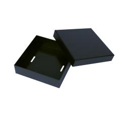 Geschenkdoos - Zwart (20x20cm)