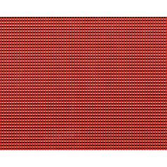 Leuk inpakpapier met een rode kleur en metallic ruitjes.