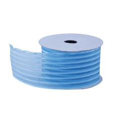 Organza lint Bloem - Blauw