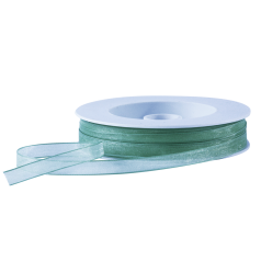 Organza lint - Lichtgroen (7mm)