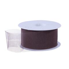 Tule lint - Bruin (50mm)