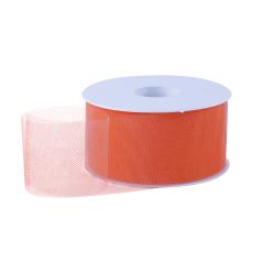 Tule lint - Oranje (50mm)