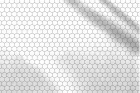 zijdevloei-ca-20grs-50-70cm-wit-met-honeycomb-zwart-0119490