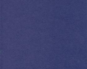 Inpakpapier kraft Uni Blauw (dubbelzijdig)