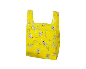 Hemddraagtas - Plastic tas – Hemd tas – Draagtas – Kunststof tas