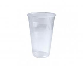 Plastic glas - Transparant (200cl)