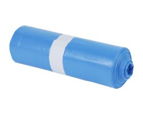 HDPE afvalzak T30 - Blauw