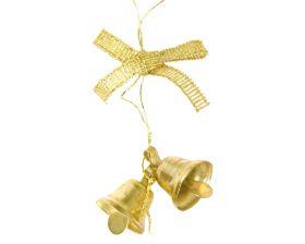 Decohanger Kerstbel Goud