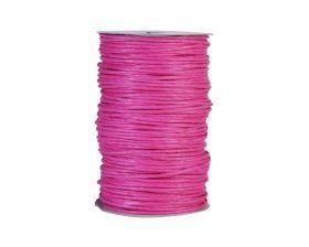 Koord papier - Hard roze