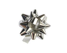 Starbow - Metallic Zilver