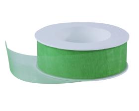 Organza lint - Groen (30mm)