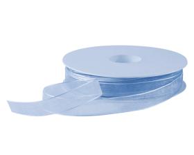 Organza lint - Lichtblauw (15mm)
